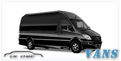 Baltimore Luxury Van service