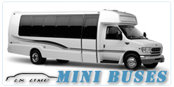 Mini Bus rental in Baltimore, MD