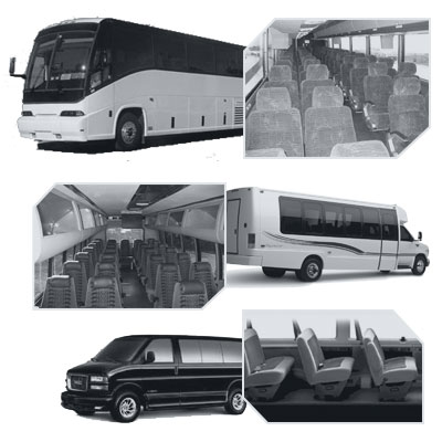 Baltimore Coach Bus rental