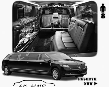Stretch Wedding Limo for hire in Baltimore, ON, Canada
