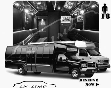 Baltimore Party Bus party Bus | 18 passenger PartyBus in Baltimore